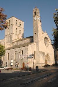 cathedrale de forcalquier